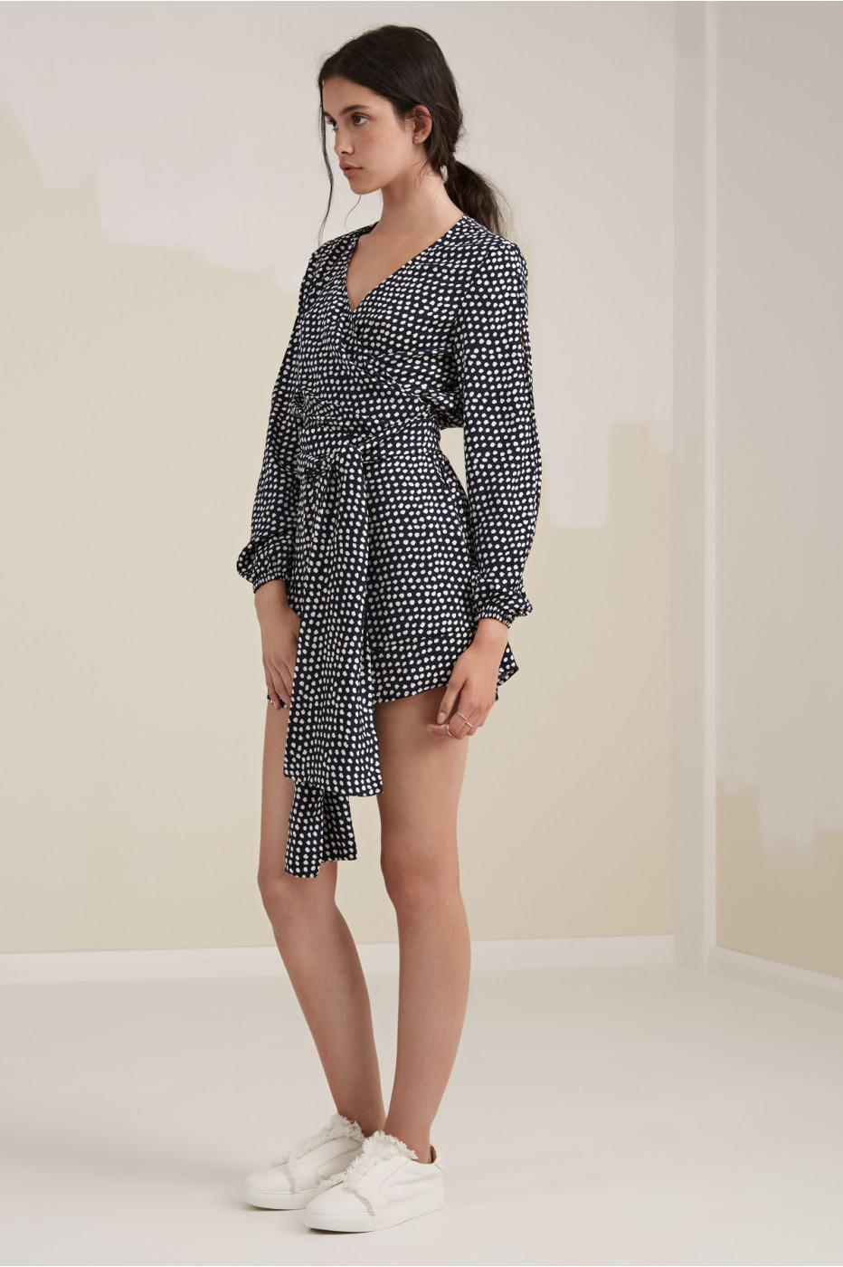 The Fifth Label Clothing Satisfaction Dress Black
